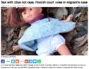 Click image for larger version.  Name:Sex.with.10.yo.not.rape.Finnish.Supreme.Court.says.png Views:57 Size:724.4 KB ID:113867