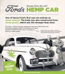 Ford's Hemp Car