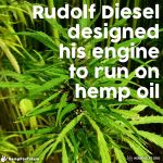 Hemp Diesel Engine