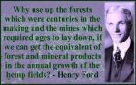Henry Ford on Hemp