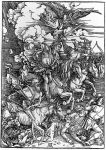 Four Horsemen of the Apocalypse by Albrecht Dürer