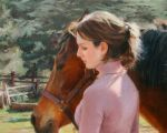 Ariana Richards - Crowned with Light