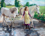 Ariana Richards - After the Rain