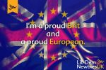 Proud Brit and European