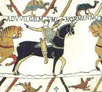 Norman hairstyle at the time of the Battle of Hastings (1066) 2